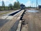Проданы и установлены очередные автомобильные весы ВСА-Р80000-15 в г. Переславле