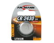 ANSMANN 5020092 CR2430 BL1 Элемент питания 2430